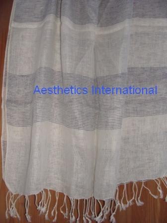 Linen Scarves/Stoles