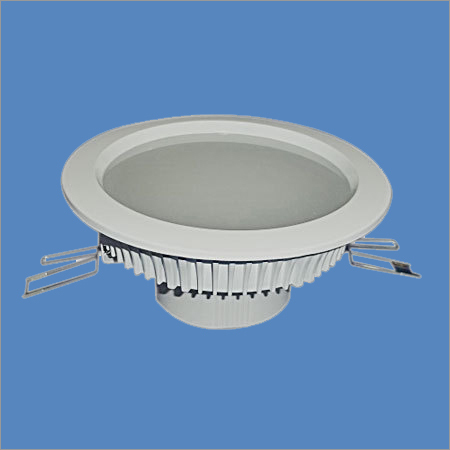 Round Recessed LED Downlight