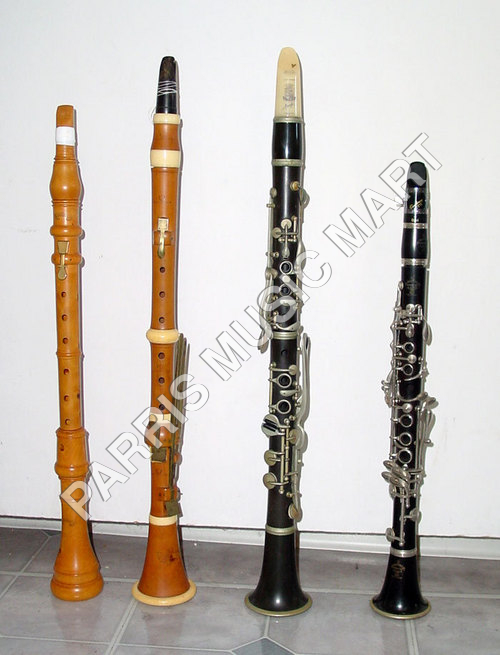 Colored Clarinets