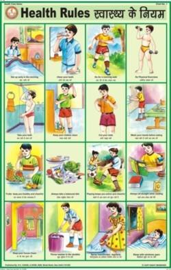 Health Rules Chart