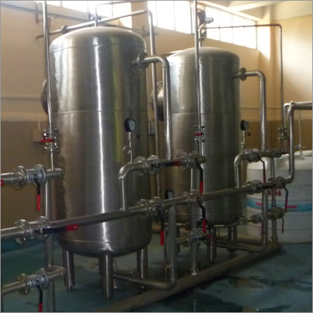 Industrial Water Filtration Units