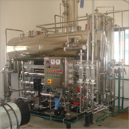 Compact Skid Mounted Drinking Water System