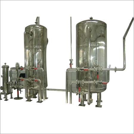 Multigrade Filter & Activated Carbon Filter