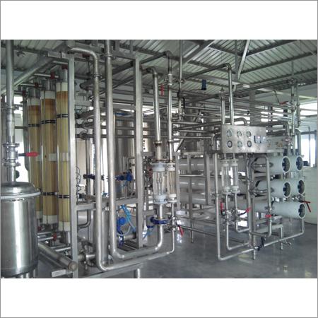 Hollow Fiber Membranebased Plant