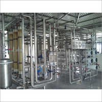 Hollow Fiber Membrane based Plant