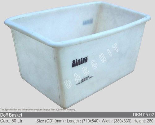 Sintex Doff Nestable Baskets