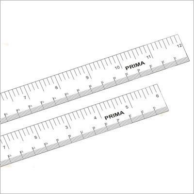 Prima Plastic Scale