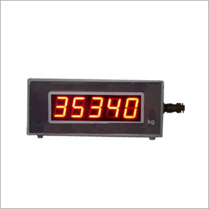 Weighing Machine Jumbo Display