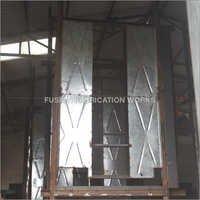 Hoist Cage With Doors