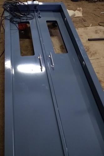 MS Steel Fabrication