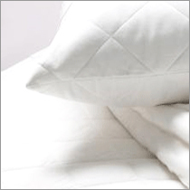 Quilted Mattress Protector Gartered Corners