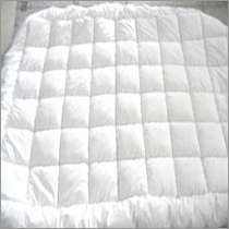 Quilted Mattress Protector with Skirting