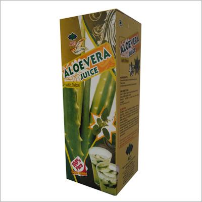 Organic Aloevera Juice with Tulsi