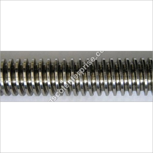 Trapezoidal Thread Screw