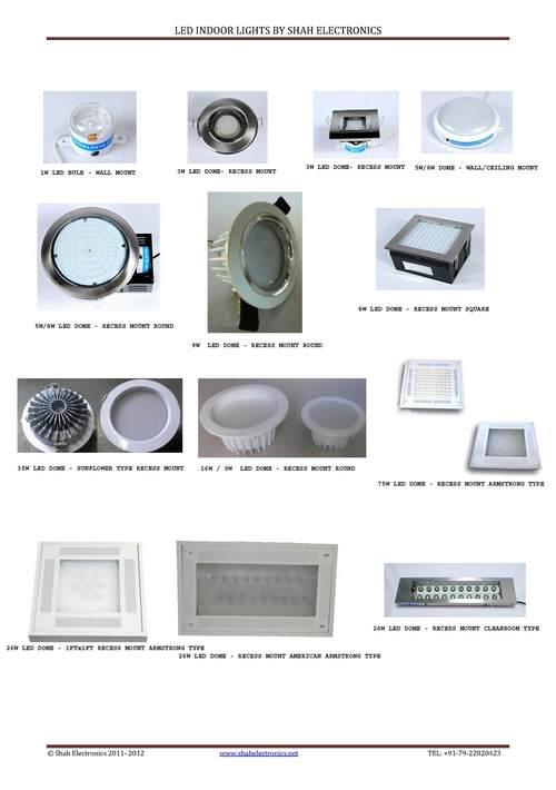 LED Indoor Fixture