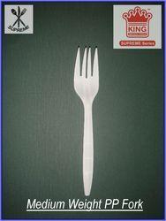 Medium Weight PP Cutlery