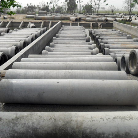 Round RCC Pipes