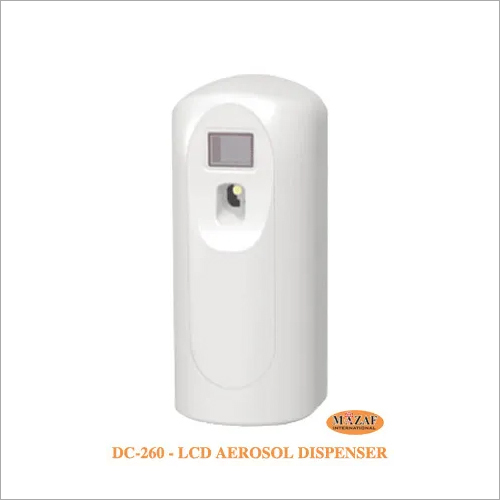 DC-260 Mini LCD Aerosol Air Freshener Dispenser