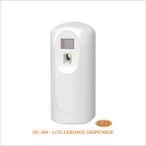DC-260 Mini LCD Aerosol Air Freshener Dispenser
