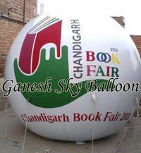Customized Rubber Promotional Balloons