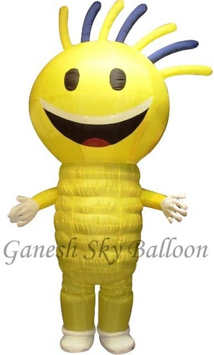 Character Walking Inflatable