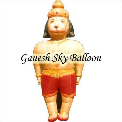 Hanuman Ji Costume Inflatable