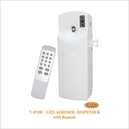 V-870R LED Aerosol Dispenser with Remote