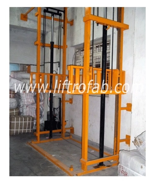 Custom Hydraulic Lift
