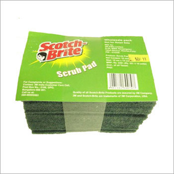 Scotch Brite Set of 10 Side
