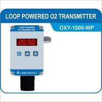 Loop Powered O2 Transmitter