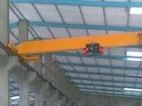15 Ton Capacity Single Girder EOT Crane