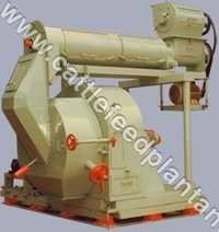 Horizontal Cattle Feed Pellet Mill