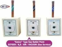 Medical Gas Outlet Points