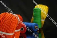 Colored Polypropylene Rope