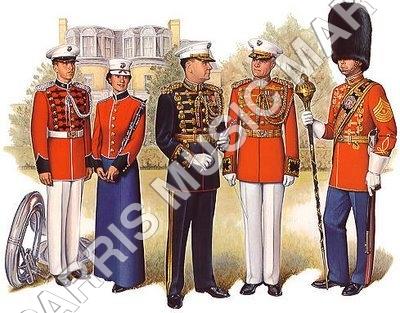 Band Dress Uniforms