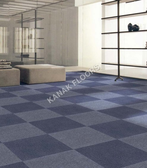Carpet Tile Plain