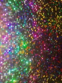 Holographic Films Sequins Patterns