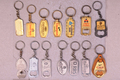 Meena Key Rings