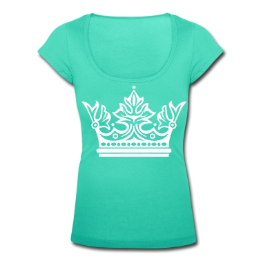 Broad Neck Ladies T Shirt