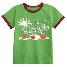 Round Neck Kids T-Shirt