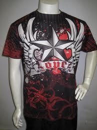 Half sleeve sublimation t shirts