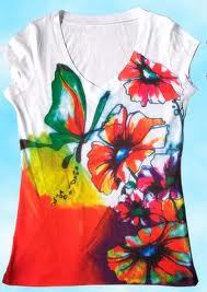 Printed sublimation t shirt