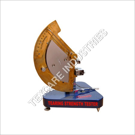 Tearing Strength Tester