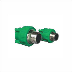 Male Thread Coupler