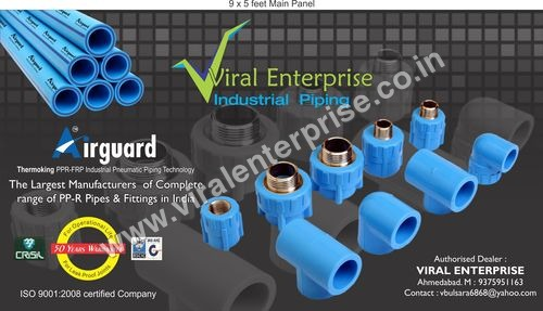 PPCH FRP Pipes