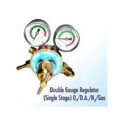 Dual Gauge Regulator
