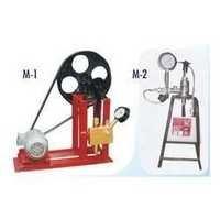Hydraulic Gas Cylinder Testing Pump