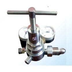 Single Stage Extra High Pressure Regulator