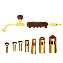 Low Pressure Heating Torches