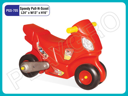 Speedy Pull-N-Scoot